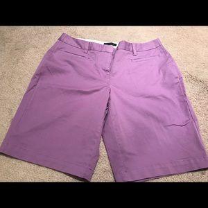 Lands End Shorts Size 8 NWOT E